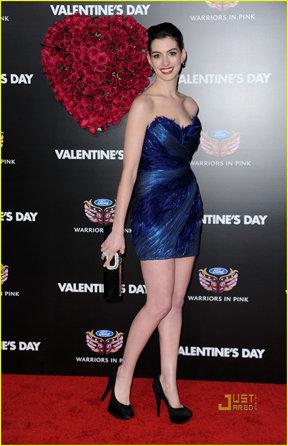 Anne Hathaway (LA Premiere)