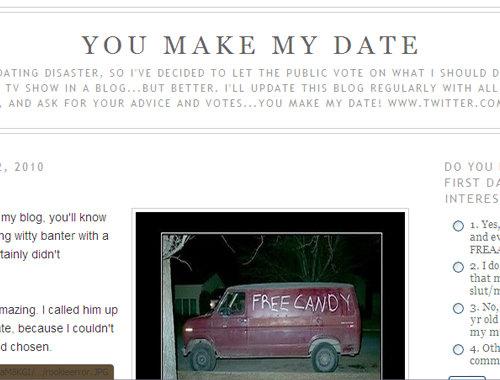 You Make My Date
