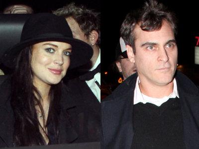 Lindsay Lohan and Joaquin Phoenix Part Two