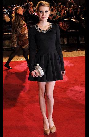 Emma Roberts (UK Premiere)
