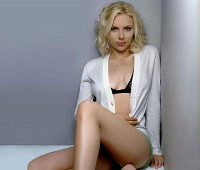 Scarlett Johasson