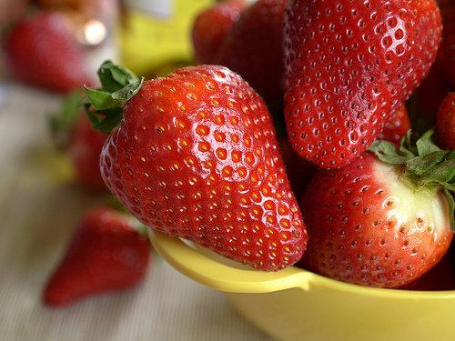Strawberry Mask