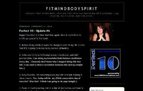 Fit Mind Body Spirit