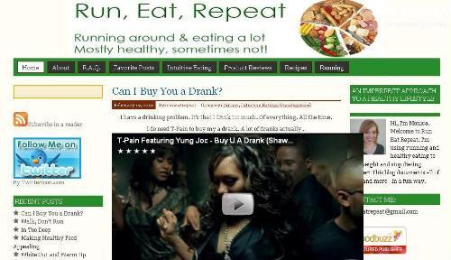Run, Eat, Repeat