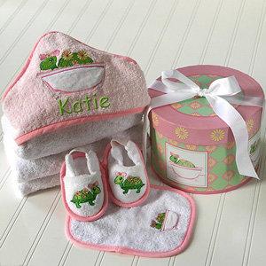 Tillie the Turtle Bath Time Gift Set