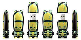 RayD80 the Skeletal USB Flash Drive