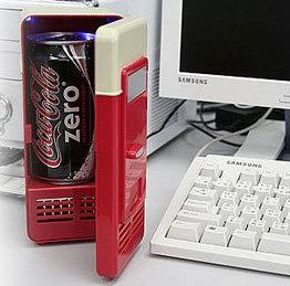 USB Mini Cooling Fridge