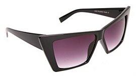 Hot Topic Geometric Cat-eye Sunglasses