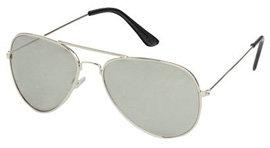 Wet Seal Classic Aviator Sunglasses