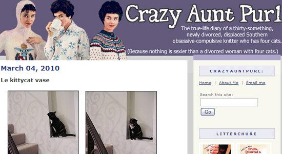 Crazy Aunt Purl