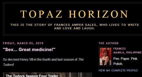 Topaz Horizon