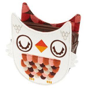Transcendent-owlism Change Purse