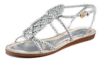 "Kate Spade ""Ines"" Woven Sandal"