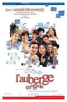 L'auberge Espagnole (2002, France)