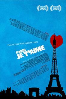 Paris, Je T'aime (2006, France)