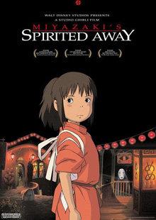 Spirited Away (2001, Japan)