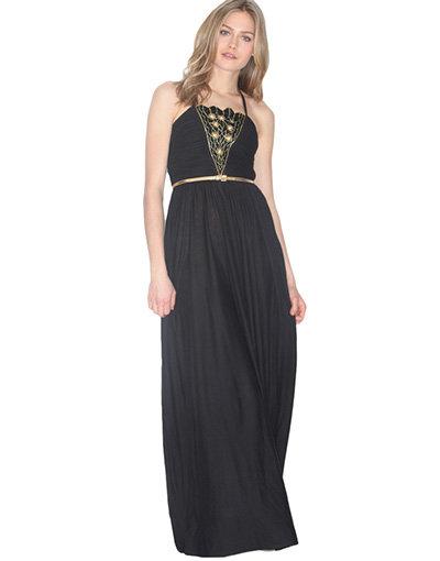 Manoush Embellished Maxi Dress