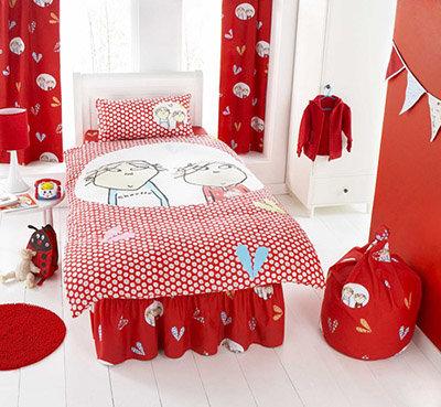 charlie and lola duvet set 10 pretty bedding sets for your. Black Bedroom Furniture Sets. Home Design Ideas