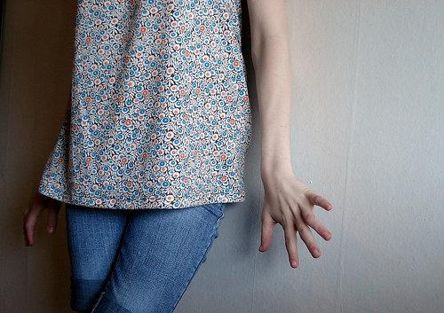 Avoid Baggy Clothing