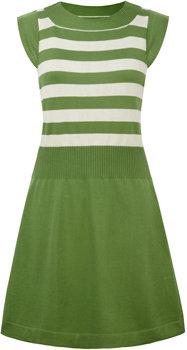 Striped Riverdale Dress