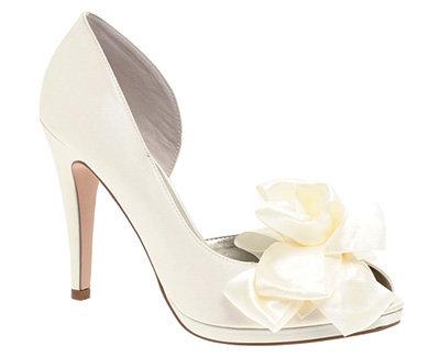 ASOS Corsage Shoe