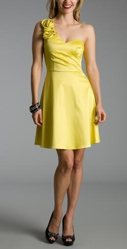 One-Shoulder Dress from Windsor - $69.90