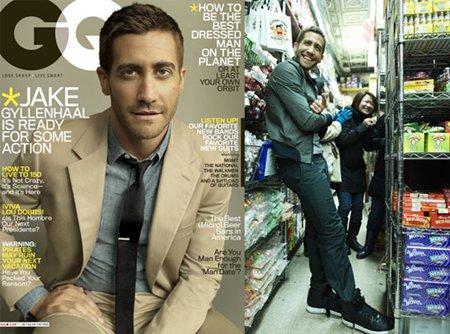 Jake Gyllenhaal for GQ