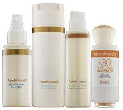 Bare Escentuals RareMinerals Active Mineral Skin Care System