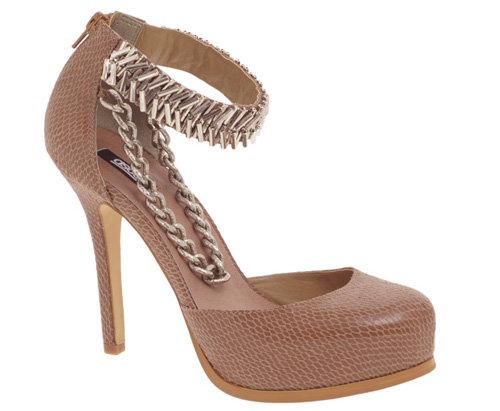 ASOS Pashan Chain Detail Shoe