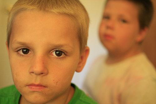 Playground Bullying