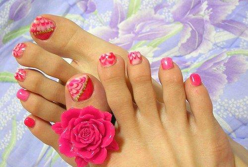 Use Nail Art