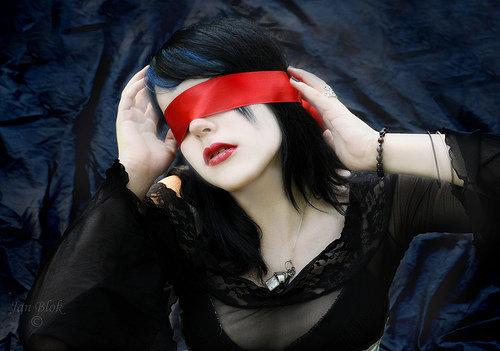 Blindfold Your Partner