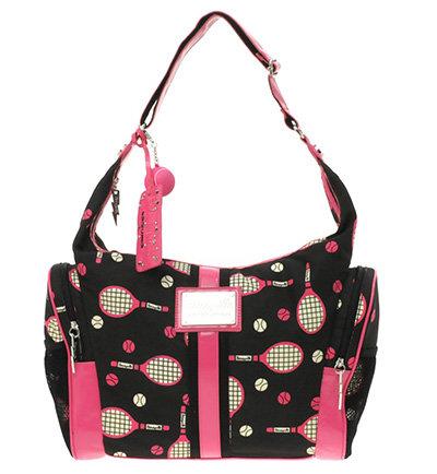 Betseyville Tennis Hobo Bag