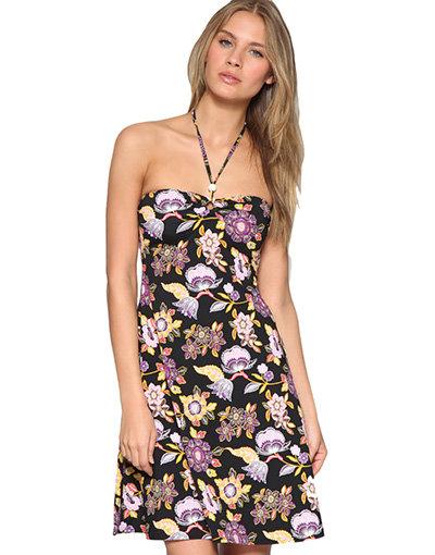 Sunseeker Paisley Dress