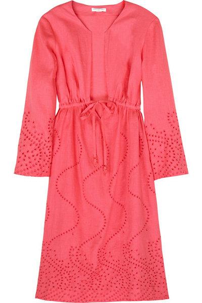 Diane Von Furstenberg Kleio Mini Dress