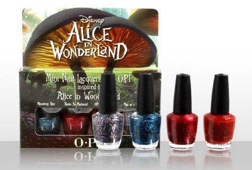 Alice in Wonderland Nail Varnish