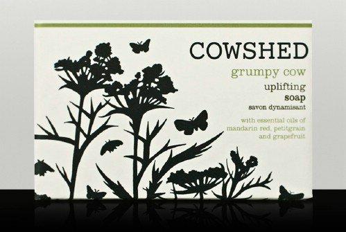 Grumpy Cow Soap