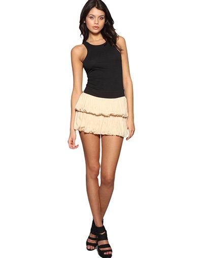 ASOS Frill Bubble Skirt