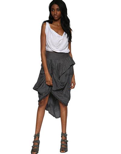 Bolongaro Trevor Amadeus Cotton Lace Skirt