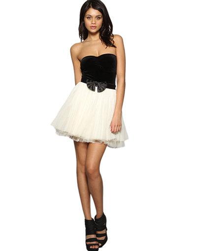 Lipsy Full Mesh Skirt