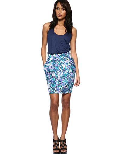 Oasis Tulip Skirt