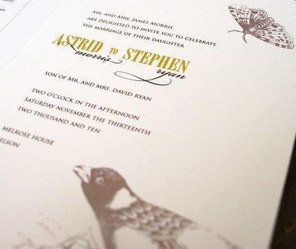 Darwin Wedding Invitations