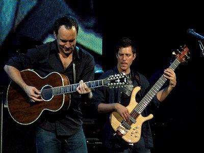 Dave Matthews Band for the New Orleans Habitat Musicians' Village