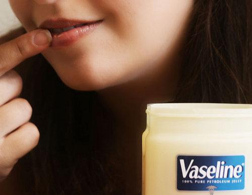 Girls, Vaseline is Your Best Friend!