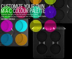 MAC Custom Palette