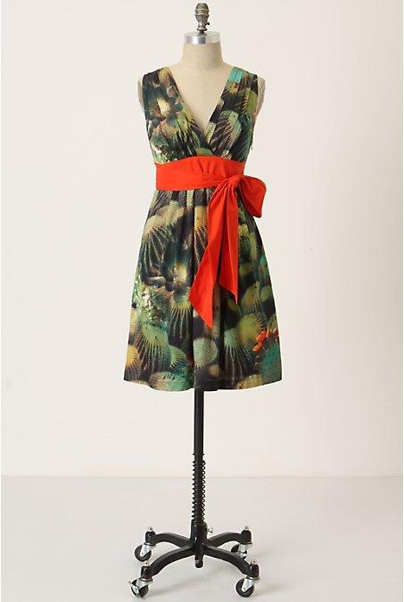 Eva Franco Oroya Dress