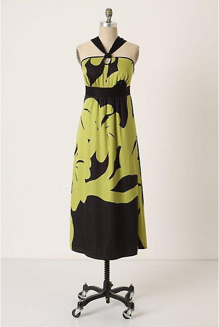 Marimekko Rustling Treetops Dress