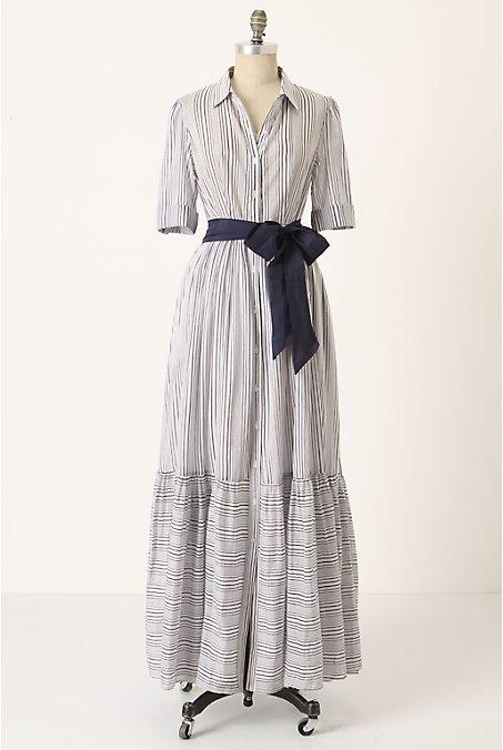 Sine Sand-Skimmer Dress