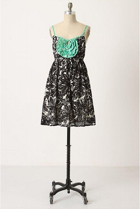 We Love Vera Stamp Art Dress