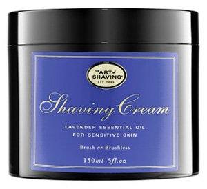 The Art of Shaving Lavender Shaving Cream